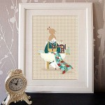 normal_zoom__Sally_Sewing_personalised_print_A3_MUMMY_in_frame