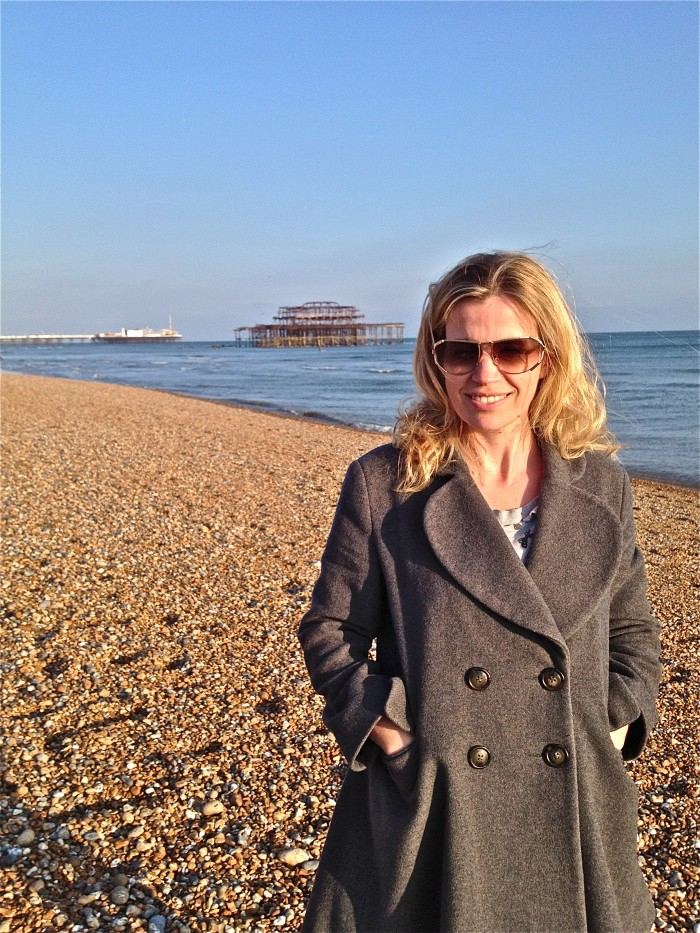 Lucy-on-Brighton-Beach