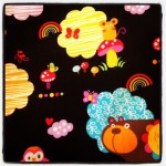 fabric pattern inspiration sewing fun quirky