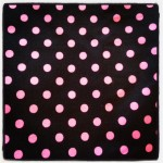 polka dot fabric pattern