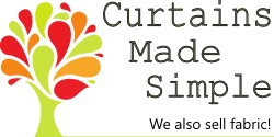 Curtains Made Simple - Made to measure curtains, roman blinds and fabric