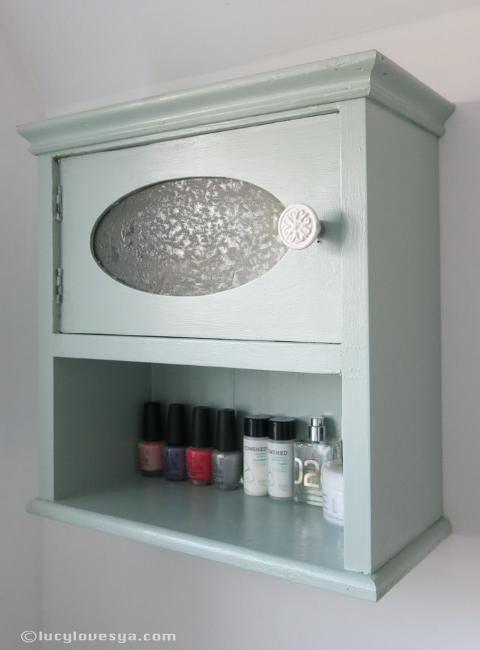 Up Cycled Cupboard