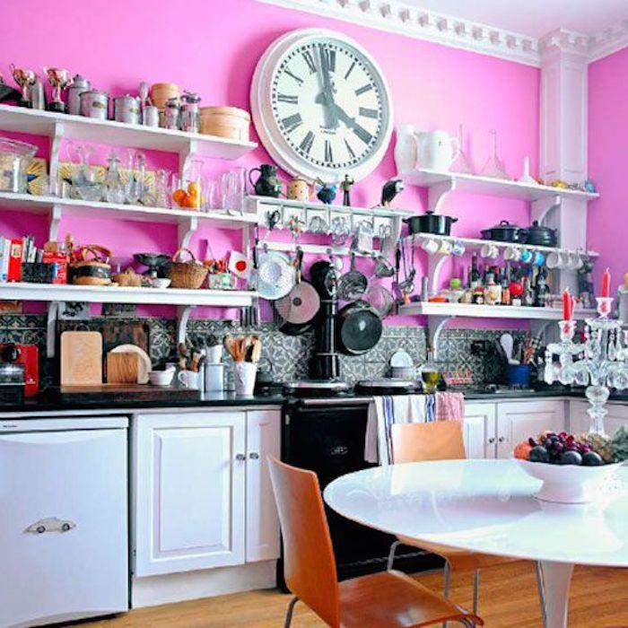 Sophie Conran Pink Kitchen