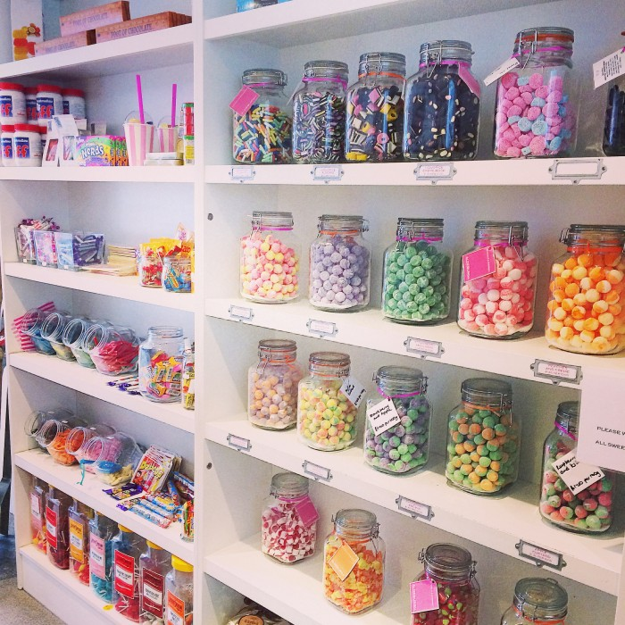 Sweet Shop Aldeburgh