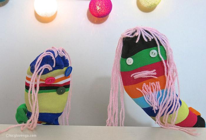 Flora Puppet Show