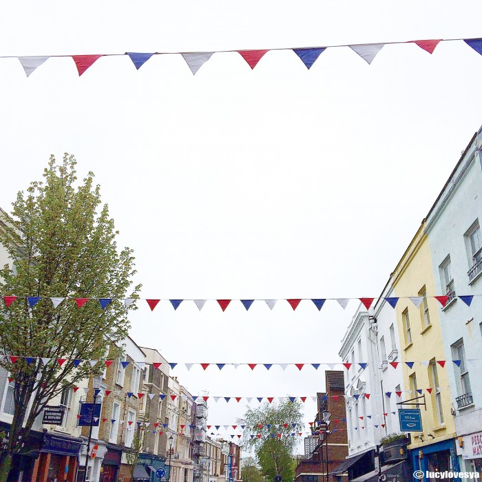 Notting Hill Bunting