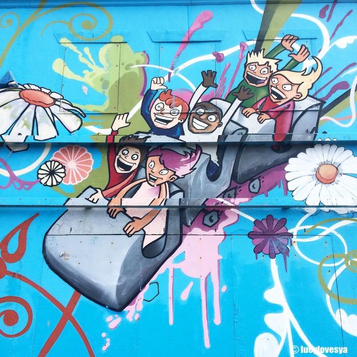 StreetArt Blackpool