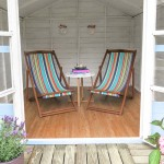 Beach Hut Shed