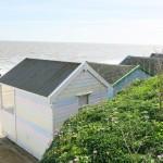 Beach Huts Striped