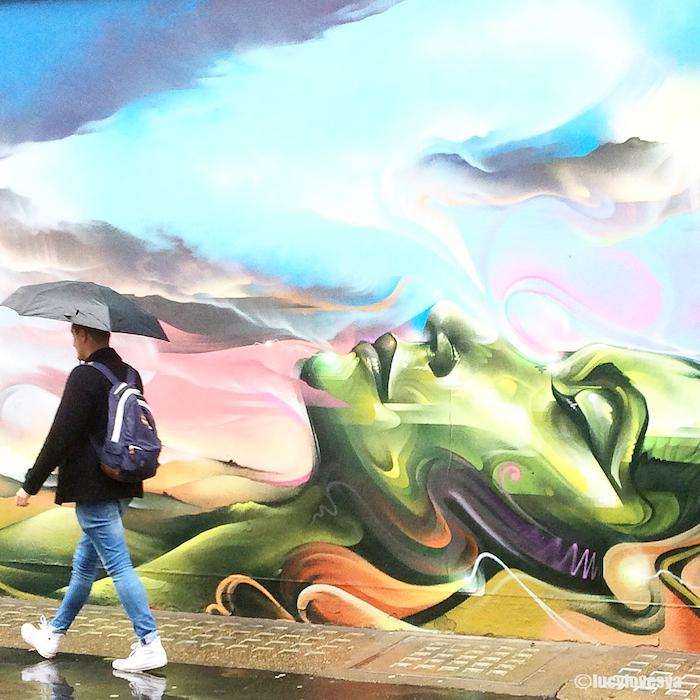 Soho Street Art