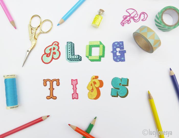 Blog Tips!