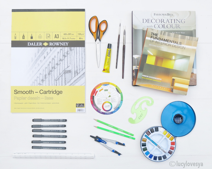 KLC Interior Design Diploma