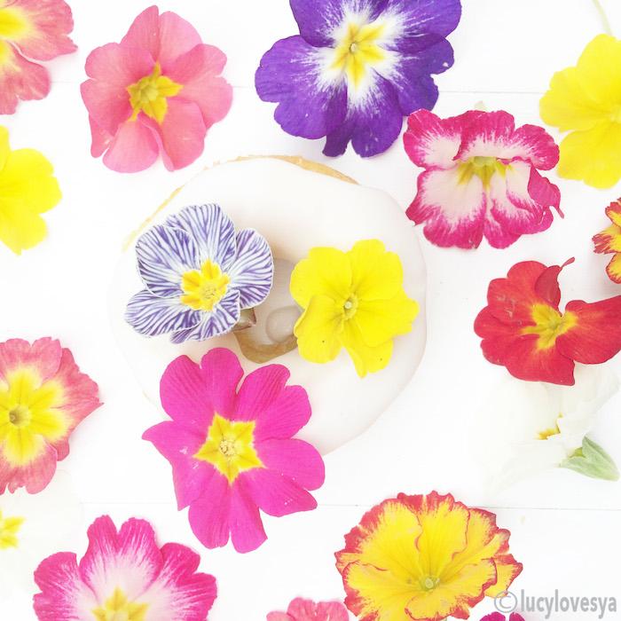 Flowers Yum!
