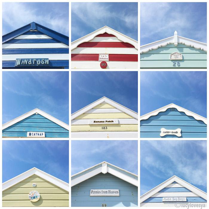 Beach Huts 7