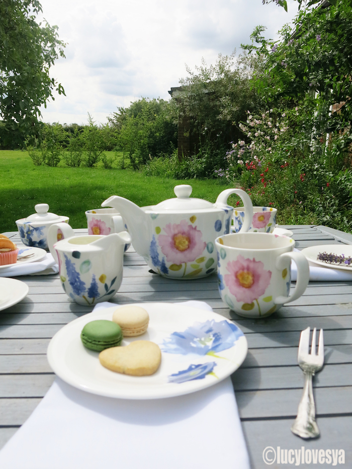 Bluebellgray Tea Party