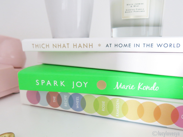 meditation books marie kondo relaxation
