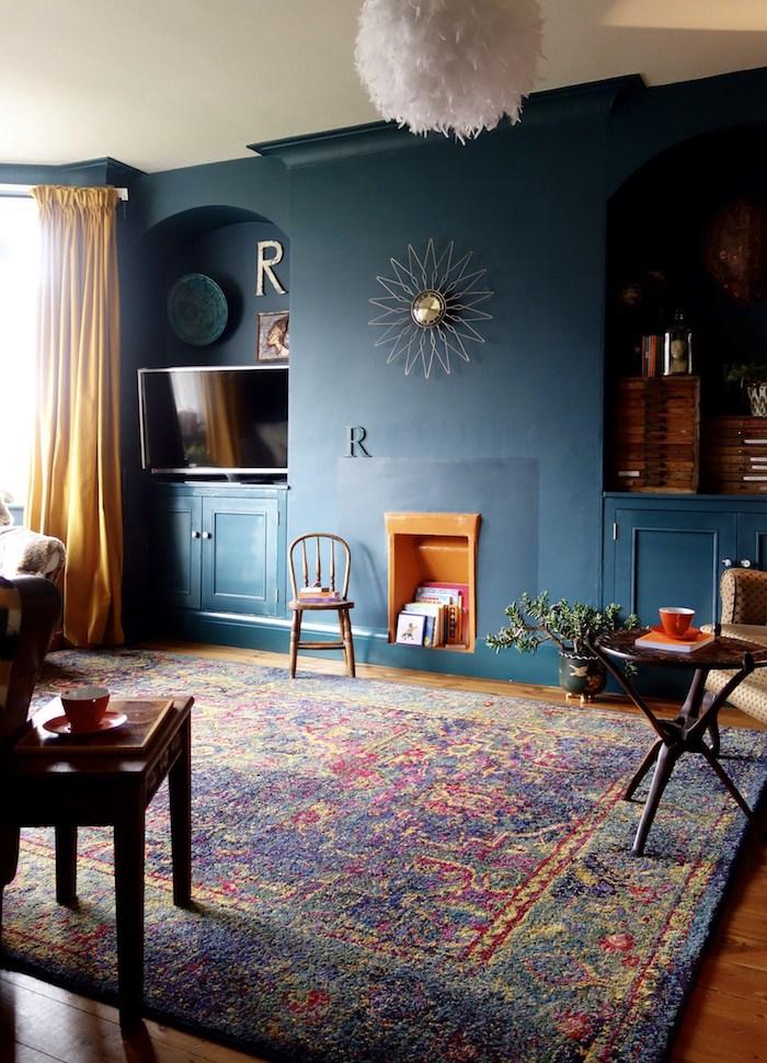 Interior Design Colour Scheme