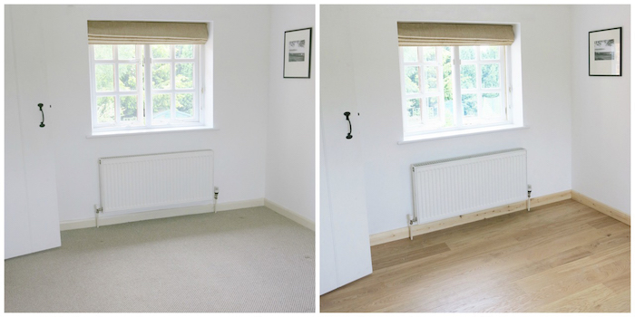 Before After Bedroom Inspiration