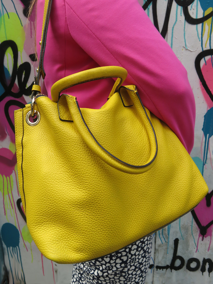 Toulon bag Boden Yellow