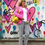 boden blazer street art graffiti alley toronto