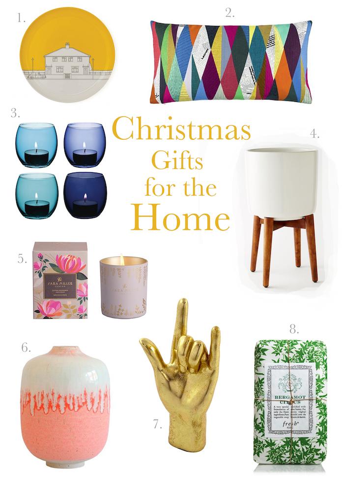 Colourful interior gift ideas
