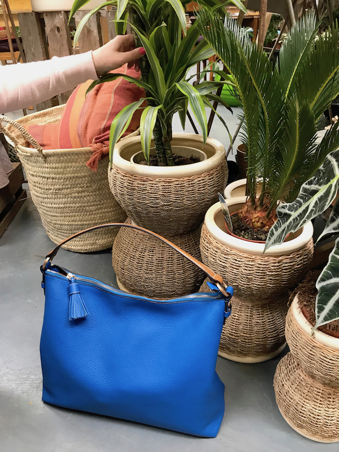 boden blue bag