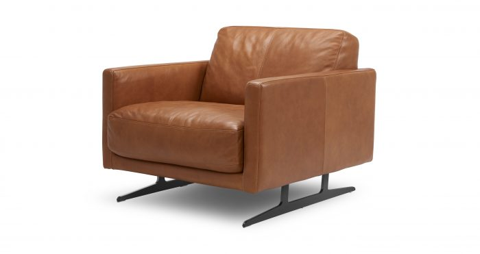 Hackney DFS armchair leather