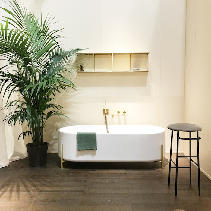 Stylish bathroom Salone Del Mobile