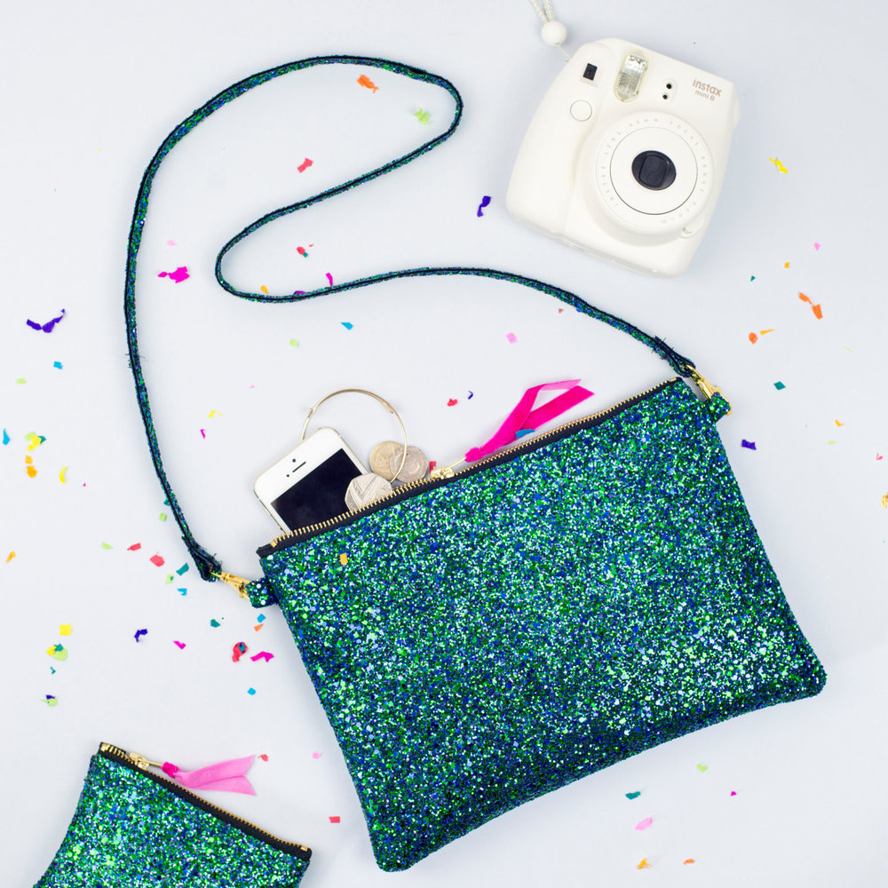 Sparkly handbag gift ideas