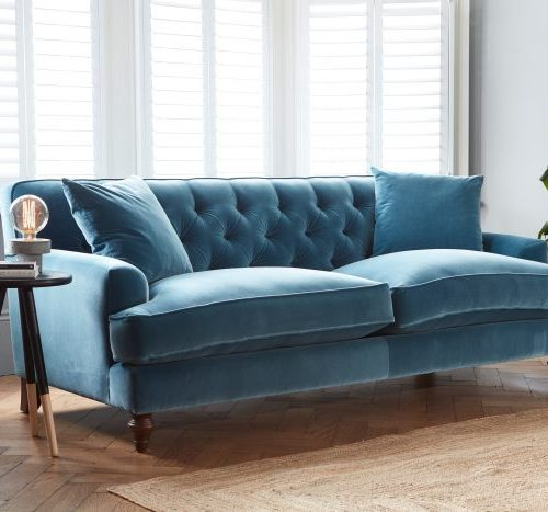 Five tips for finding your dream sofa