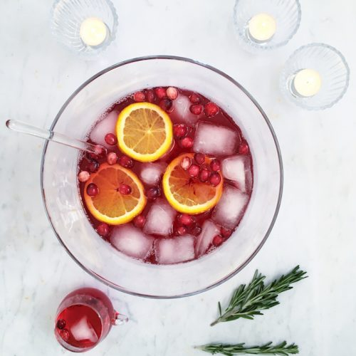 Three Ways to Serve your Christmas Punch this Year