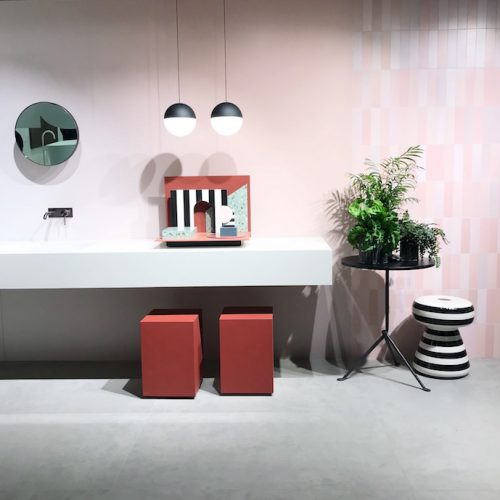 Bathroom Trends at Salone Del Mobile 2018
