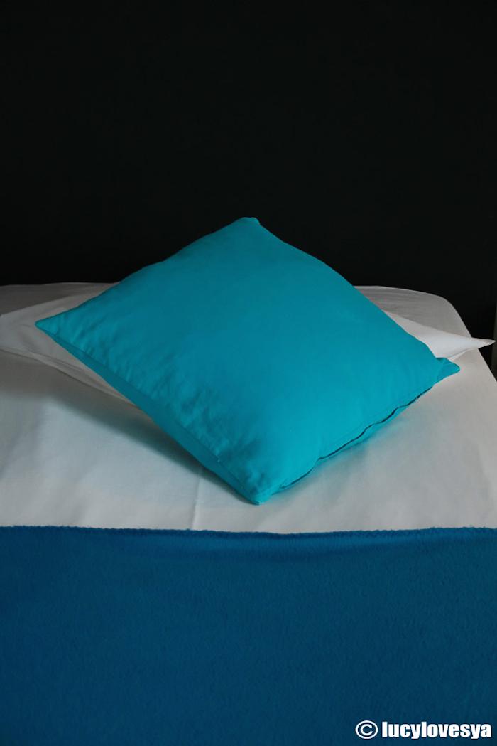Blue Bedroom Pantone Hotel