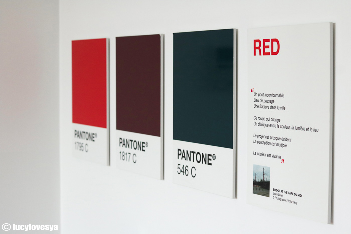 Shades of Red Pantone Hotel-1
