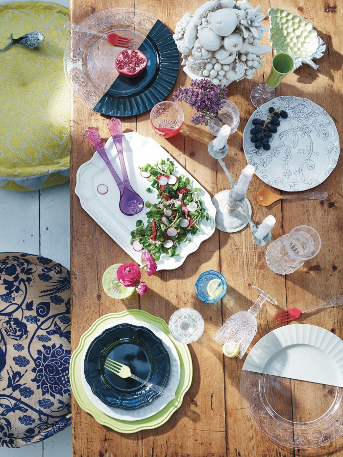 homesense colourful homeware