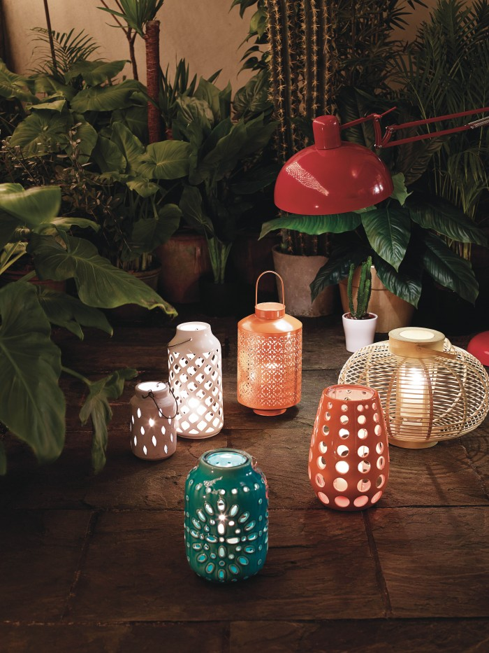 lanterns homeware