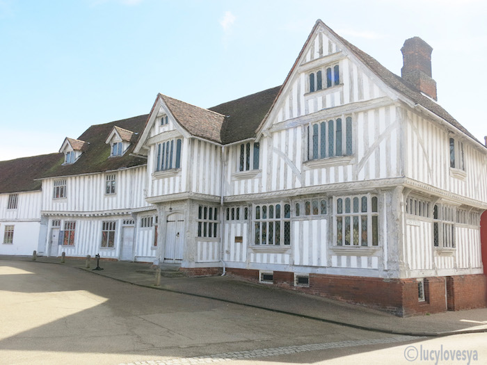 Lavenham Buildings