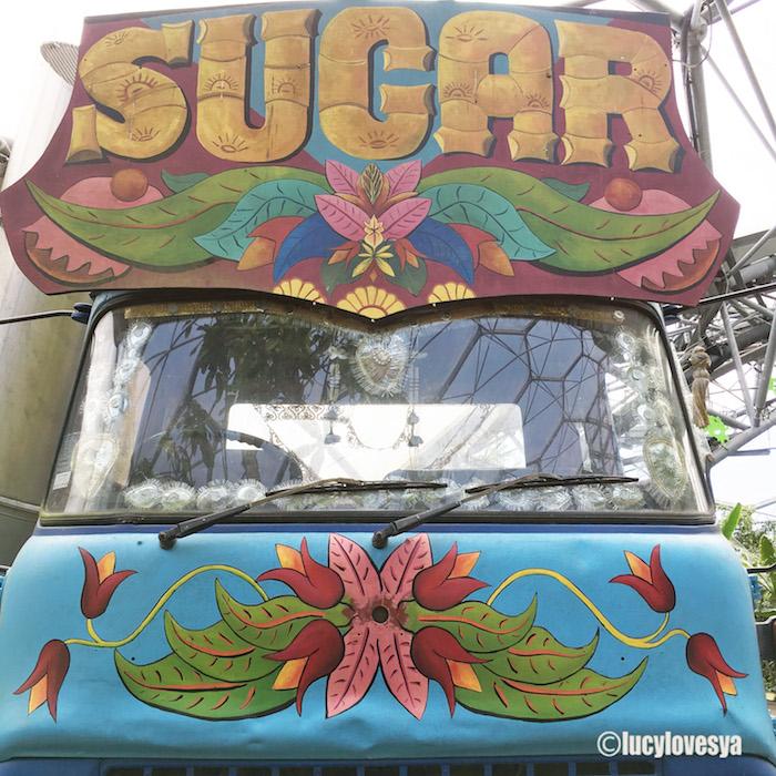 Sugar Van