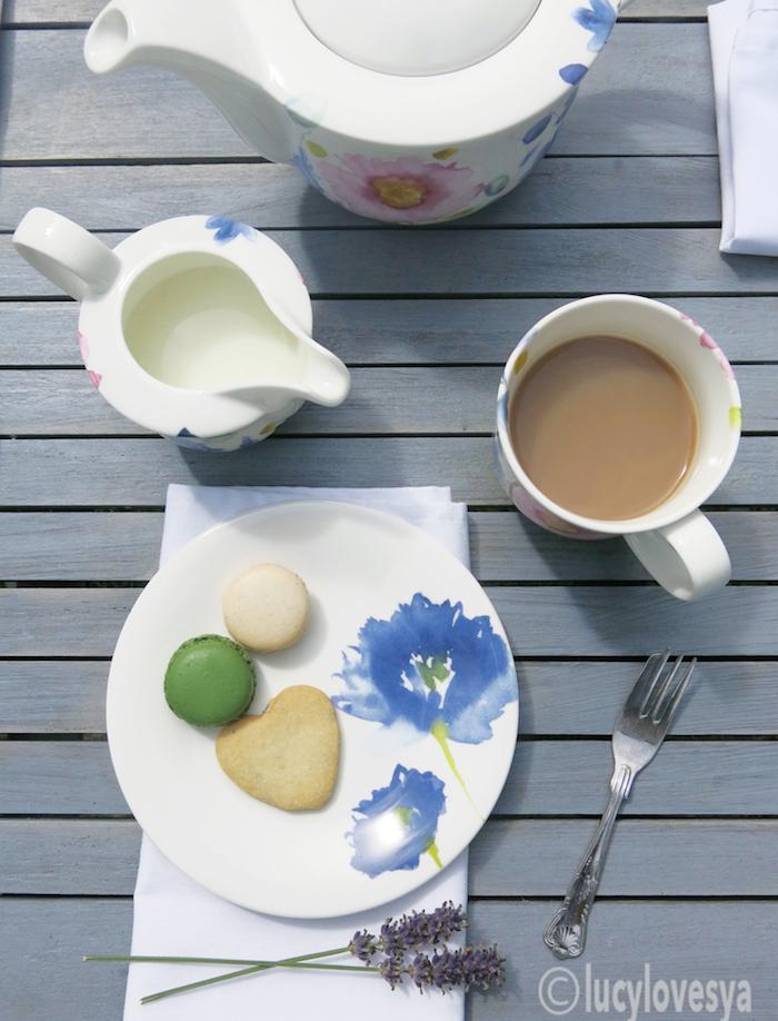 Bluebellegray teapot mug cup china john lewis