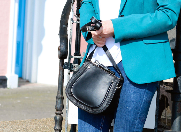 Relaxed Aldeburgh Boden handbag colourful travel suffolk east anglia