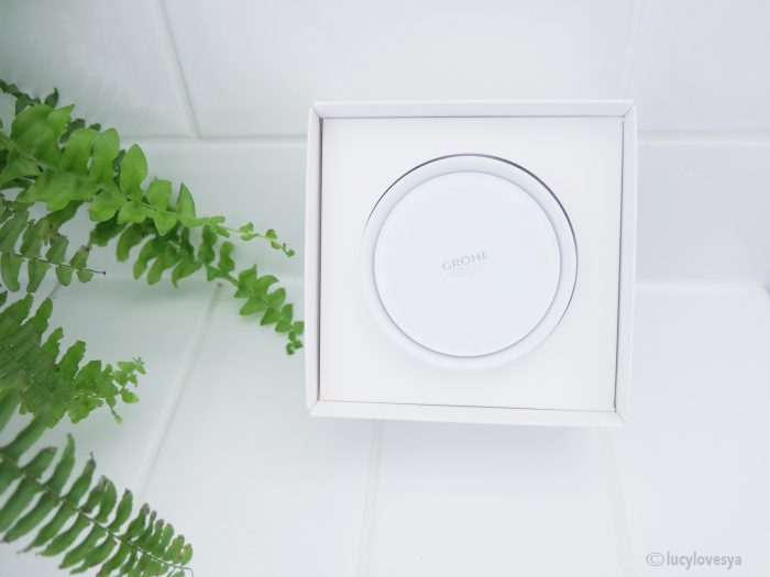 Water Sensor for water damage Grohe