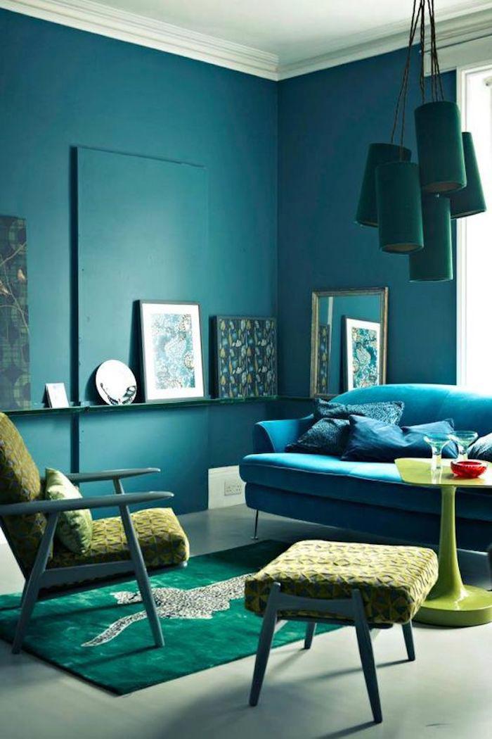 Interior Design Harmonious Scheme