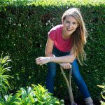 Katie rushworth gardening book advice tips gardening