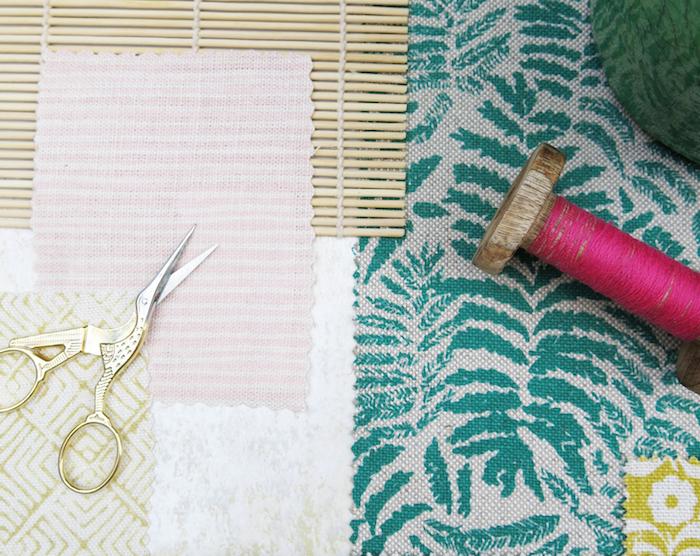 Textile Designer Sarah Hardaker fabric prints pretty colours