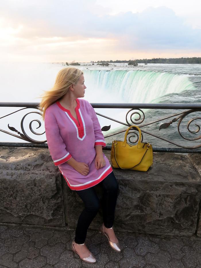 Niagara Falls fire Boden Canada Famous
