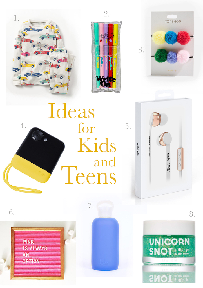 christmas gifts kids teenagers