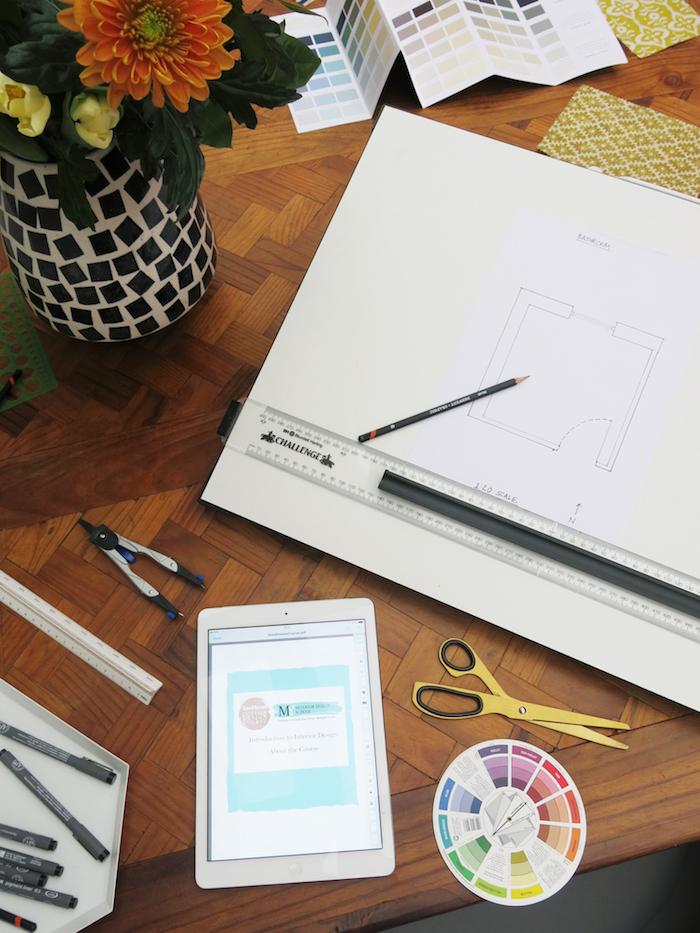 interior design courses uk