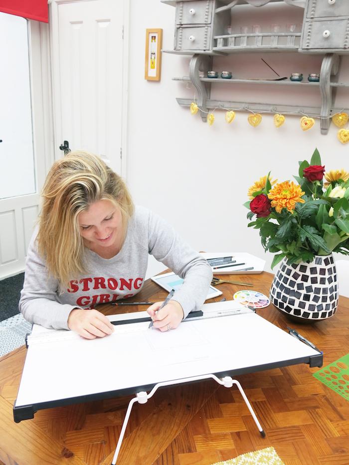 Intior design online course