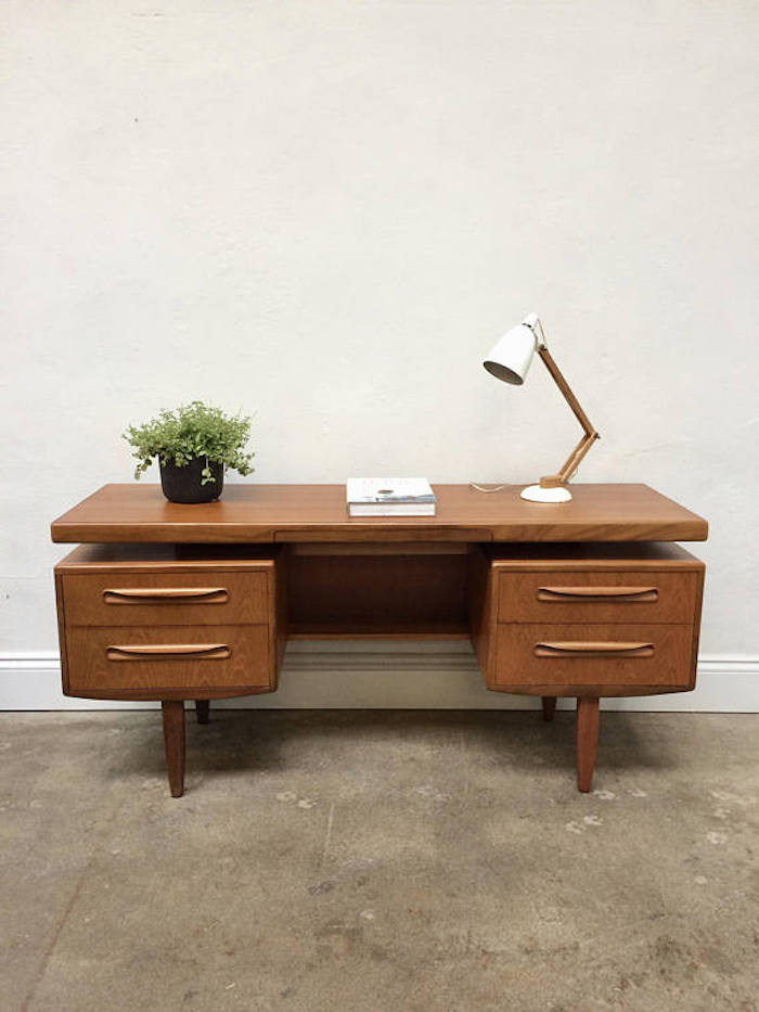 retro g plan desk