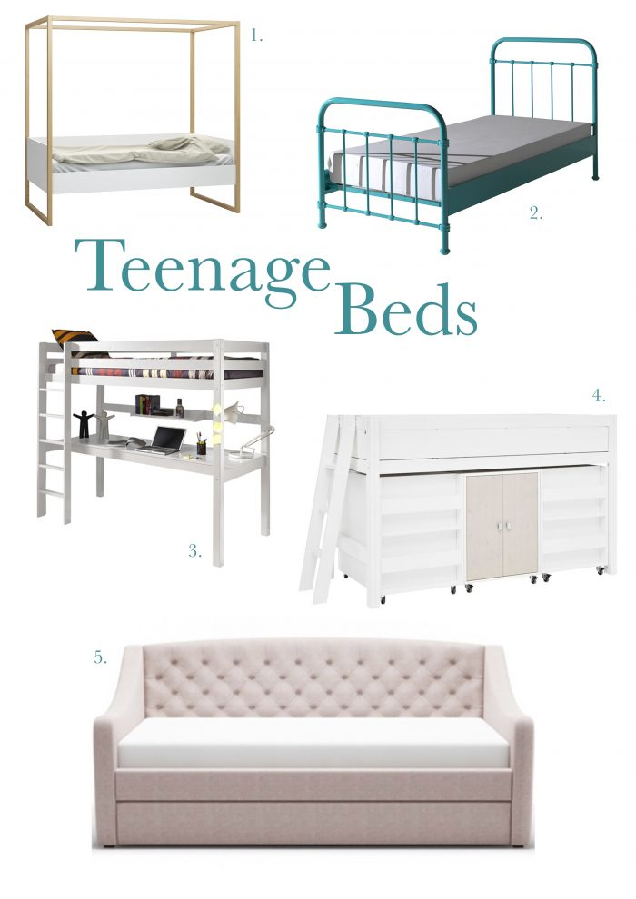 Teenager Beds ideas Cuckooland bedrooms